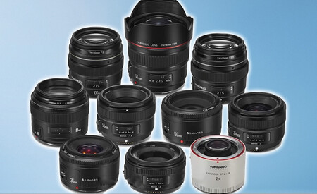 Los objetivos Yongnuo más interesantes para cámaras réflex y sin espejo