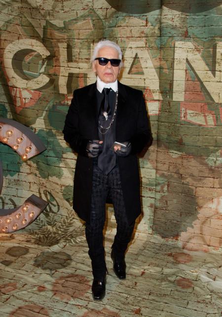 Karl Lagerfeld Chanel No 5