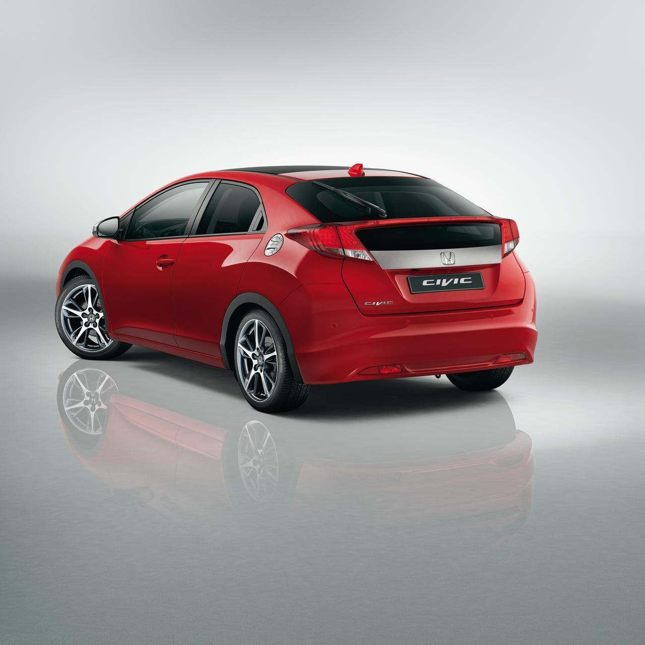 Foto de Honda Civic 2012 (101/153)