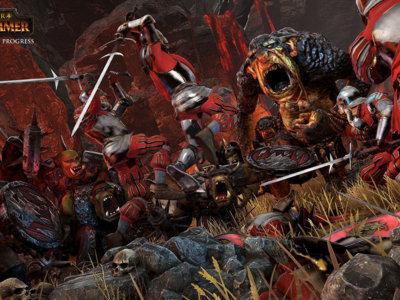 Los Pielesverdes y el gigantesco mundo de Total War: Warhammer protagonizan un nuevo vídeo