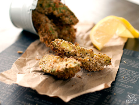 Crispy Baked Avocado Fries 03