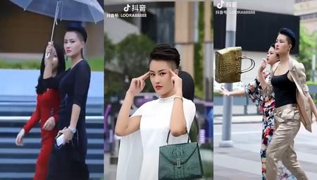 Así es Loora Wang, la primera influencer china que desde una red social china empieza a ser reconocida globalmente