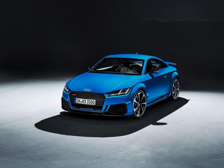 Foto de Audi TT RS 2020 (18/53)