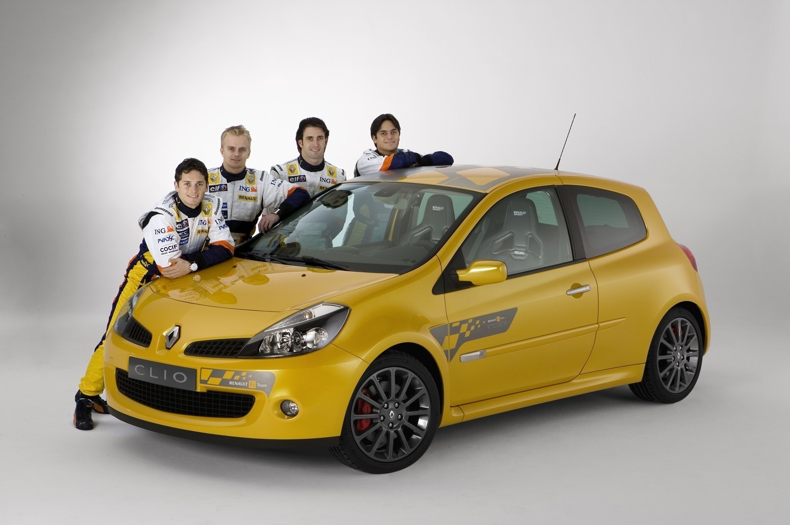 Foto de Renault Clio (1990-2016) (21/31)