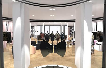 Presentación oficial del diseñador Alexis Mabille de la mano de Humbert & Poyet