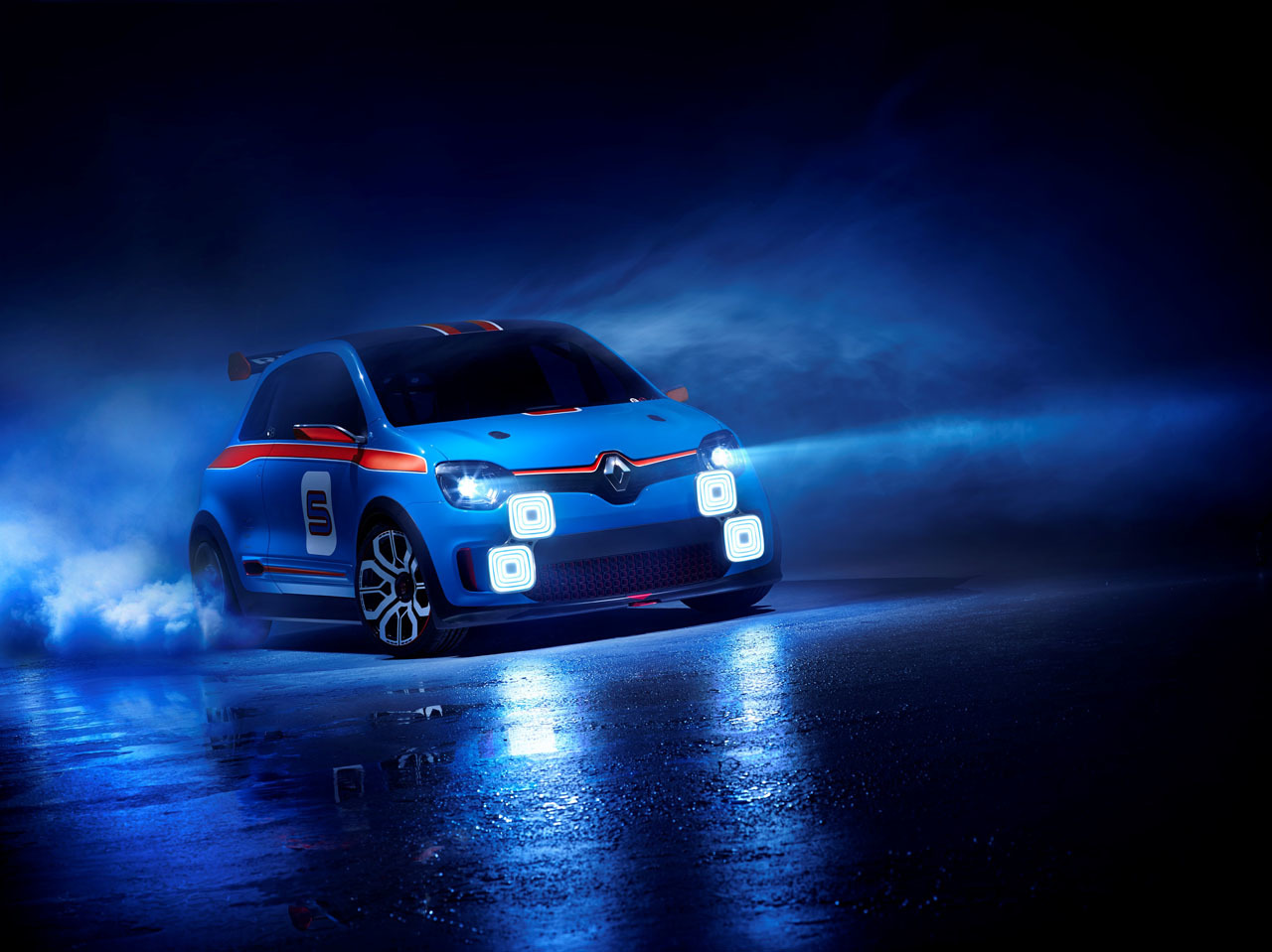 Foto de Renault Twin'Run Concept (45/49)