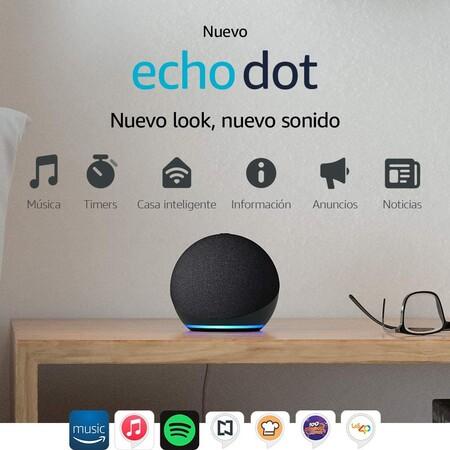 Dispositivos Amazon Echo de oferta en el Hot Sale 2021