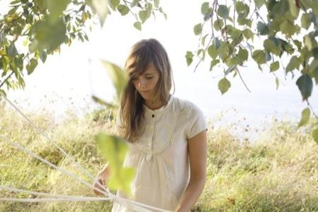 Loreak Mendian, colección para mujer Primavera-Verano 2009, blusas