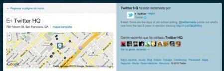 """¿Está Twitter preparando una especie de """"Twitter Deals"""" y mejorando su servicio de geolocalización?"""