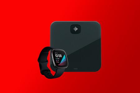 Ponte en forma con el smartwatch deportivo Fitbit Sense por 329,99 euros en Amazon y llévate de regalo la báscula Fitbit Aria Air