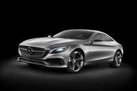 Frankfurt 2013: Mercedes-Benz Clase S Coupe - el sucesor del CL
