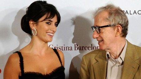 Woody Allen anuncia que protagonizará 'Bop Decameron', junto a Penélope Cruz