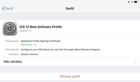Quitar Perfil Beta Ios Apple
