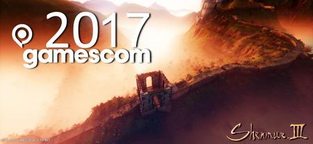 Shenmue Iii Gamescom 2017