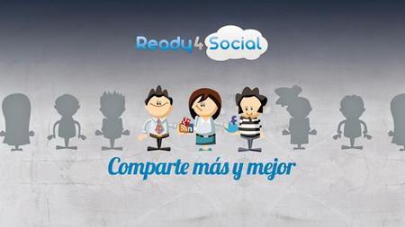 Ready4Social, gestión de redes sociales y curación de contenidos todo en uno