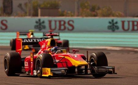 GP2 Abu Dhabi 2011: Fabio Leimer y James Calado se llevan las victorias y el protagonismo