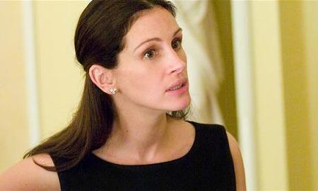 """Julia Roberts revela el apodo de Angelina Jolie: """"la mujer araña"""""""