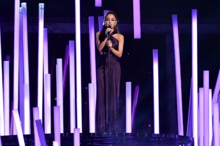 Ariana Grande Grammy 2015 Concierto