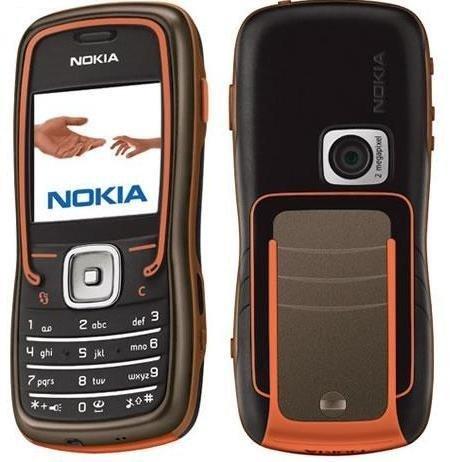 Nokia relanza el 5500 Sport