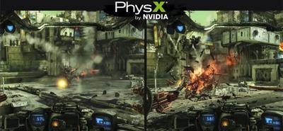 'Hawken' y Nvidia PhysX, el futuro está en las partículas