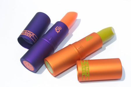 Probamos los labiales Lipstick Queen Shade Shifter que cambian de color según el pH de tus labios