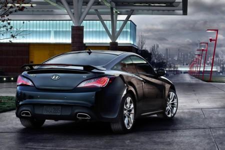 Hyundai Genesis Coupe 4
