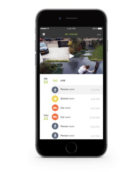 La nueva cámara de Netatmo te dice en tu smartwatch si quien merodea tu casa es un animal, coche o persona