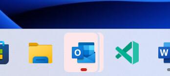 Taskbar Button Glow