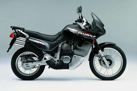 Honda Transalp 1