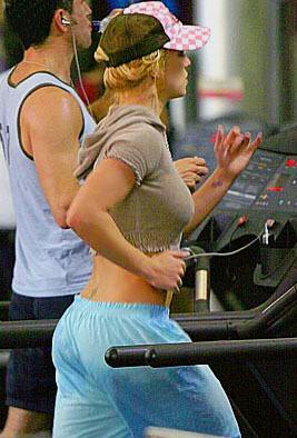 Readaptación de nuestra dieta. El caso de Britney Spears como ejemplo de pérdida de peso.