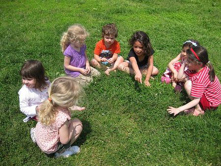 Cinco juegos para fiestas infantiles