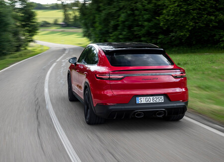 Porsche Cayenne Coupe Gts Prueba 11