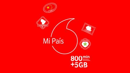 Vodafone Mi País: nueva tarifa prepago para llamadas internacionales