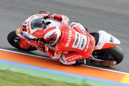 MotoGP Valencia 2013: Nico Terol gana la carrera de Moto2 en casa y Scott Redding se lleva el subcampeonato
