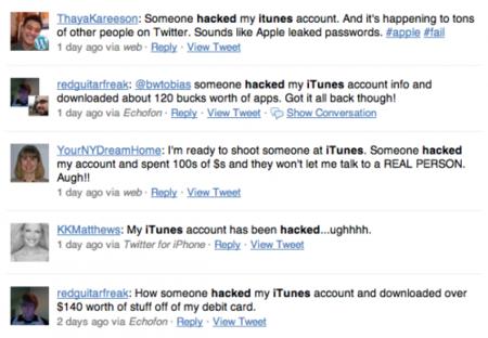 Cuentas de iTunes hackeadas: la seguridad de Apple en entredicho