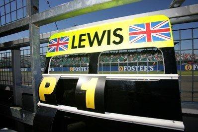 As apuesta por Hamilton para McLaren 2007