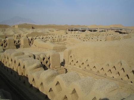 Ruinas peruanas de Chan Chan: patrimonio en peligro