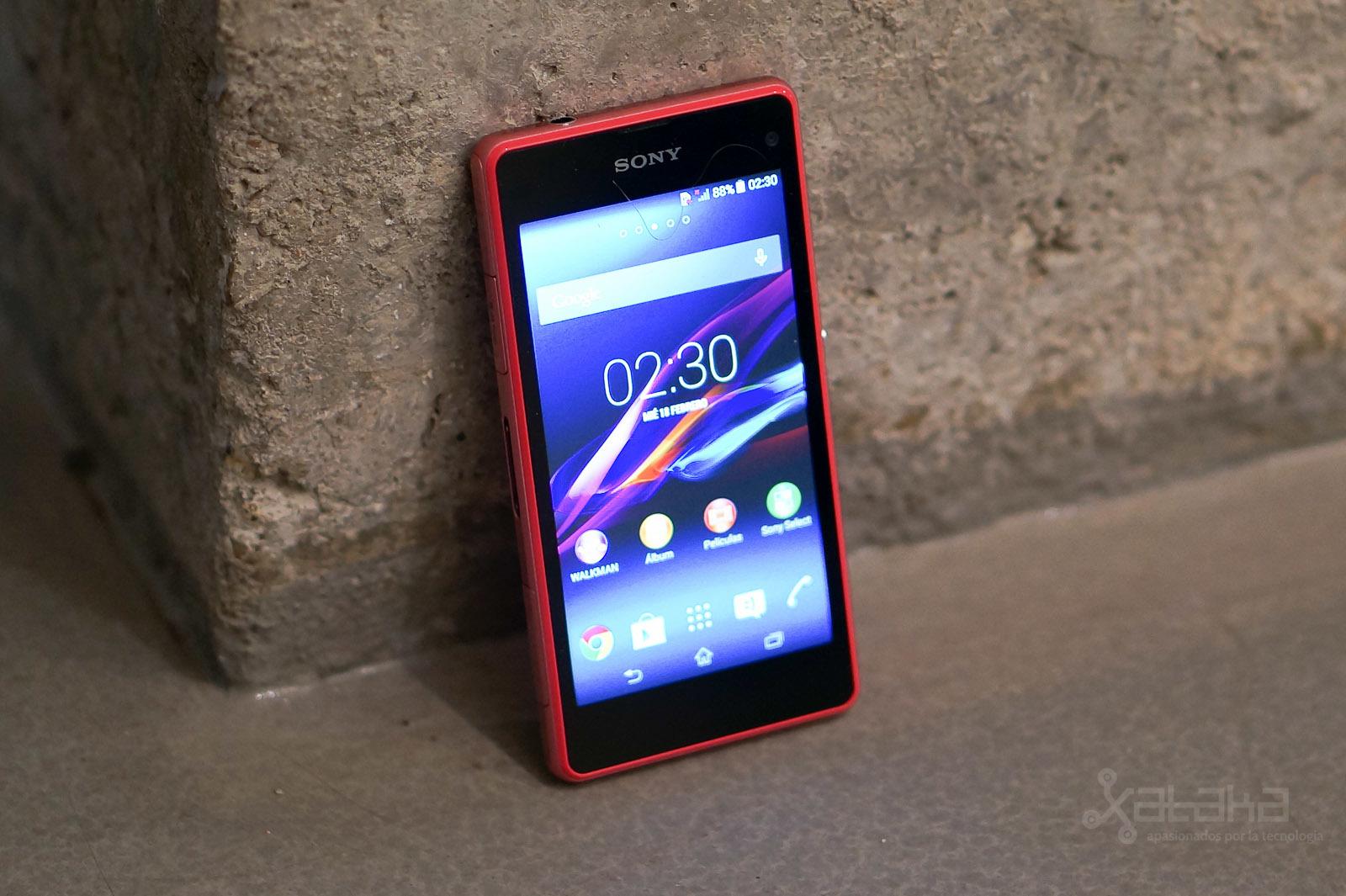Foto de Sony Xperia Z1 Compact, lanzamiento (1/17)