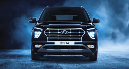 Hyundai Creta 2021 Precio Mexico 4b