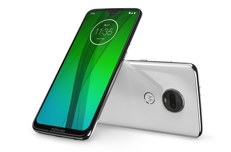 Copy Of Moto G7 Row White Laydown Combo