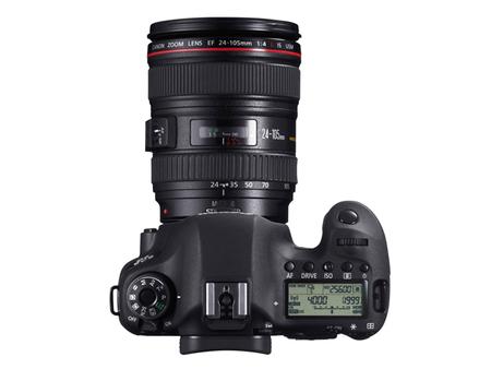 Canon 6D Planta