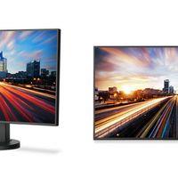 NEC EX241UN, un monitor de 24 pulgadas con marco ultradelgado para tu escritorio multi-pantalla