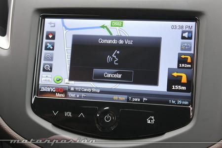 Chevrolet Trax 2013, con SIRI de iPhone