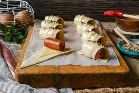 Aperitivos I Croissants Chistorra Y Bocaditos Griegos 3 Min