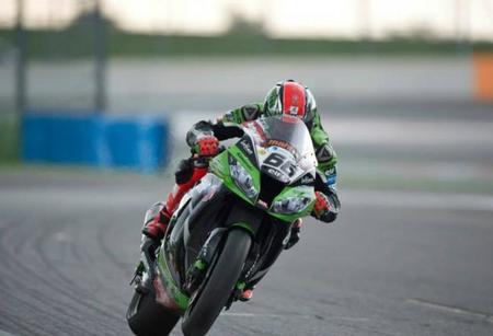 Jerez 2013: Tom Sykes