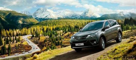 De la ciudad a cualquier rincón del mundo con el Toyota RAV 4