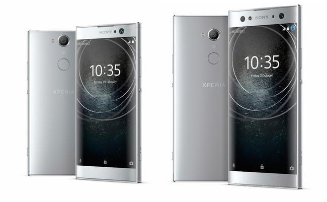 Sony Xperia XA2 AND XA2 ULTRA