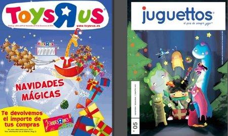 Las revistas más entretenidas del momento: los catálogos de juguetes