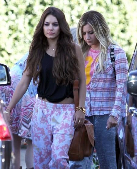 Ashley Tisdale y Vanessa Hudgens unidas, no serán ¿vencidas?