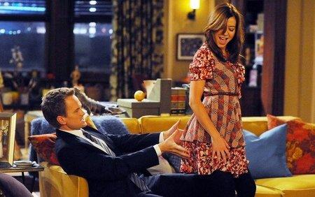 Barney y Lily